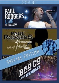 Cover Paul Rodgers - Special Edition [DVD]